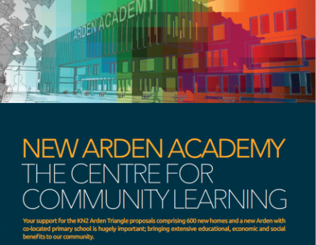 New Arden Academy - The Centre for Community Learning
